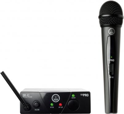 Вокальная радиосистема AKG WMS40 Mini Vocal Set BD ISM3 (864.850)